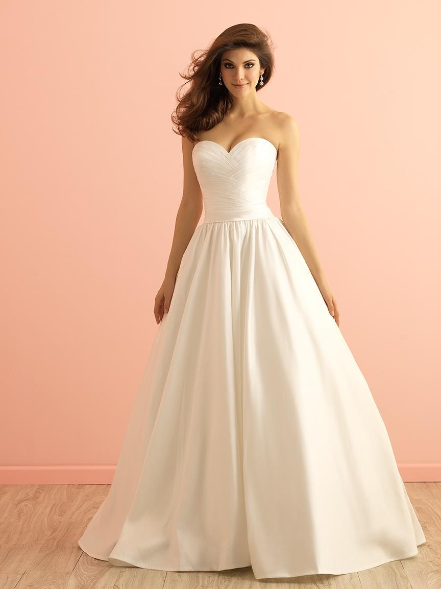 25dd3147b9c5 Svadobné šaty   ALLURE ROMANCE 2855