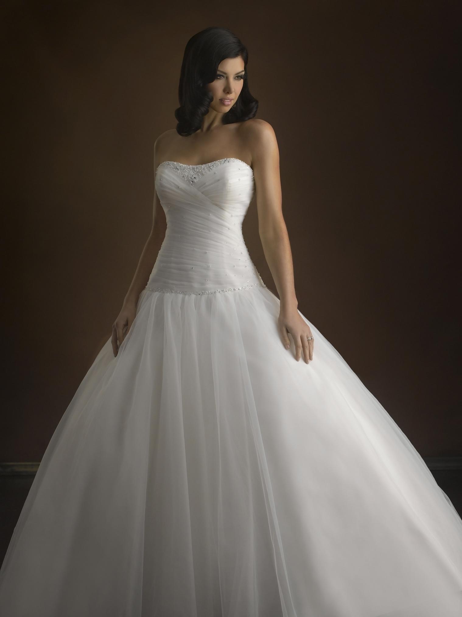 Svadobné šaty   ALLURE ROMANCE 2352 1b02530d143