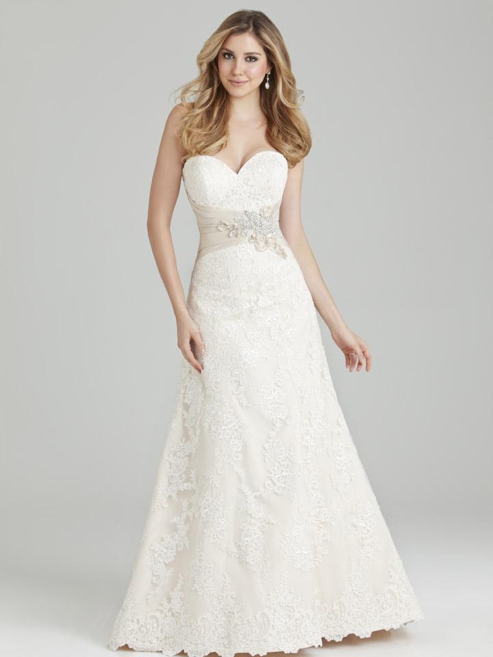 e63236aebe07 Svadobné šaty   ALLURE ROMANCE 2569