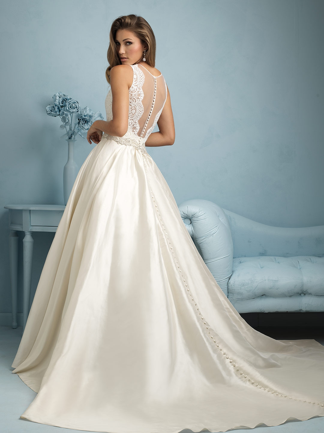 b7747ea348 Svadobné šaty   ALLURE BRIDALS 9207