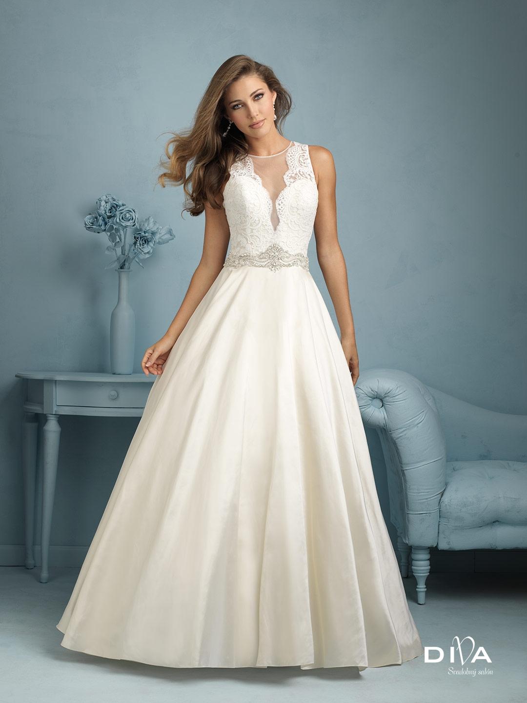865c71e3eb94 Allure Bridals 9207